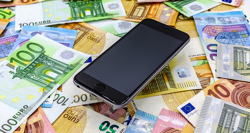 Smishing: Vorsicht vor betrügerischen SMS