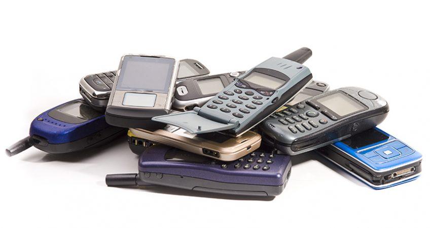 Kaputtes Handy Entsorgen